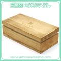 2014 laca de alta calidad caja de madera brillante