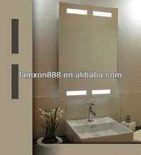 Wash basin top mirror light LED