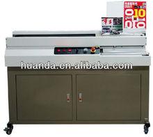 2015 new glue perfect book binding machine HD-50R