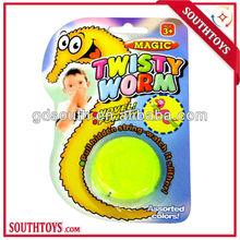 cut magic twisty soft worm