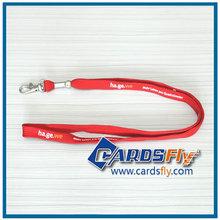 nylon keychain holder lanyard