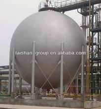 ASME SA 537 SA 516 Spherical tank
