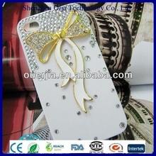 Olja bling 2014 fashion mobile rhinestone phone case for iphone 5c