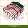 Light Steel Cheap Prefabricated Ready Made Buildings/House
