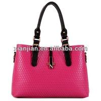 2014 Fashion Latest Trends Ladies Women New Desginer Woven Handbag/Shoulder/CrossBody Bag ( BZH004)
