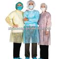 no tejidos batas quirúrgicas