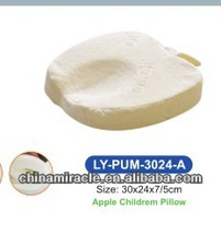 Memory Foam pillow promotion bed pillow round seat cushion visco pad