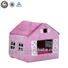 QQ04 cheap pet supply & pet furniture & fabric dog house