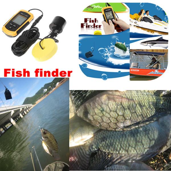 неисправности эхолота fish finder