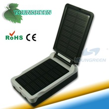 Universal Foldable Solar Battery Charger for AA and AAA Batteries