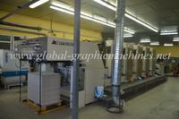 Offset Printing Machine Mitsubishi Diamond 3000 S5 Age 2002