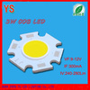 Epistar chip 3w cob led(100% waranty,CE ROHS,3 years waranty)