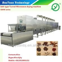 industrial fruit dehydrator/pepper drying machine/industrial microwave dryer