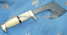 Damascus Pocket knife