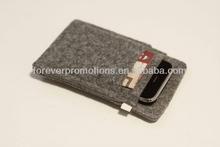 Blended Felt/Polyester Felt/Wool Felt Mobile/Cell Phone Case