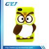 For iPhone 5/5c/5s 3D Silicone Gel Soft cover case protector