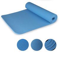 high quality 4-10mm tpe yoga mattress non-slip exercise mats