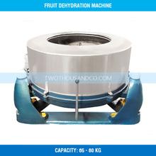 Fruit Dehydration Machine, Dehydrator - 65-80 Kg, 5.5 Kw, 1400 Kg, TT-DR80