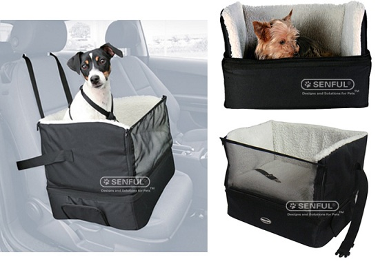 2014 NEW!!! Winter Fleece Pet Dog Carrier, Foldable dog Bag