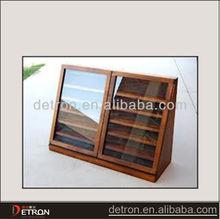 Fresh design wood display pedestals
