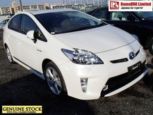 Stock#34430 TOYOTA PRIUS G TOURING SELECTION USED CAR FOR SALE [RHD][JAPAN]