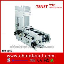 Smart price ticket dispenser system of TCP/IP car parking lot