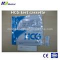 In vitro de diagnóstico producto de una sola - One step HCG urine prueba de embarazo kit