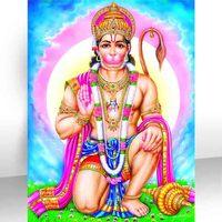High quality lenticular hindu 3d god photos