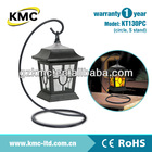 Decorative All in One Solar Garden Light KT130PC(circle)