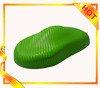 Lime Green 3d Carbon Fiber Sticker Auto Surface Decoration 1.52m X 30m