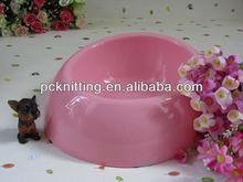 Polybag Packaging MOQ:200pcs 25.5*23*9cm PP Resin Pet Cups Dog Bowls Pet Bowls