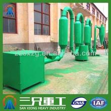 2-11m high quality wood/sawdust rotary drum dryer