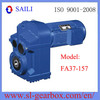 FA37-157 manual parallel shaft gearbox