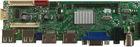 2USB+2HDMI+1AV+1VGA+1TV LCD/LED Full Function TV Board Automatically Detect Input Video Format