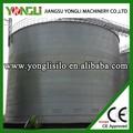 Silos de stockage de haute qualité galvanisé farine,/silo en acier utilisés pour la vente