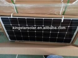 stock of Mono 100w solar panel (KS100M-36)
