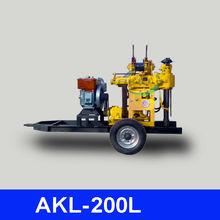 Most reliable & durable, AKL-200L drilling fluids testing equipment