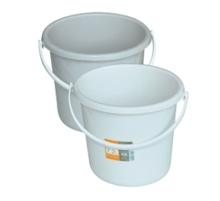 7.2L 100% raw material plastic buckets