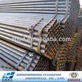 Q235 s235jr st37-2 sección circular hueca de tubos de acero
