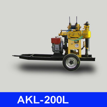 Deserving & good value for you, AKL-200L drilling equipment for mining