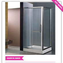 Simple intimate shower room tube with glass door hinge HS-SR029X