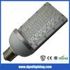 recessed led luminaire 4000K daylight white E40 led street light