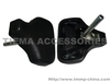 TMMP PGT103(with pipe) Motorcycle seat (optional typing, seat leather color optional) [MT-0452-450B1],oem quality