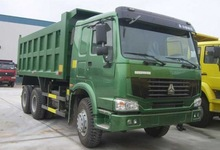 CHINA HOWO 375/371 ps/hp tipper truck for sale