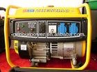 2.2kw yamaha engine Gasoline Generator 2600 big motor copper coil generator 166 engien