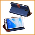 Standable Wallet Leather Case for Samsung Galaxy Note 3 5 Colors