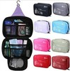 lightweight foldable hanging toiletry bag for travelling
