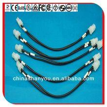 plastic wire loom