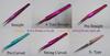 2014 New extra fine point tweezers / eyelash extensions