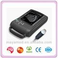 Ma-3018v cor preta digital ultra-som veterinário equipamentos